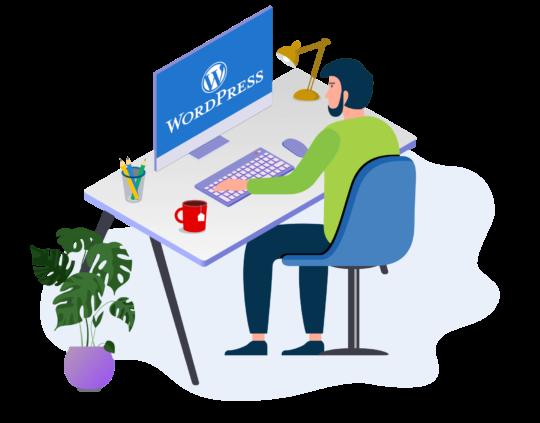 WordPress starter